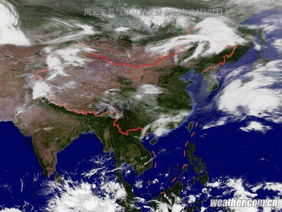 卫星云图天气预报 中央气象台卫星云图 气象卫星云图 2345天气预报图片