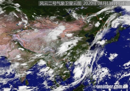 张北天气预报_卫星云图天气预报_中央气象台卫星云图_气象卫星云图_2345天气预报